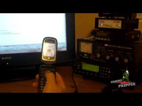 Ham Radio to Cell Phone Communications