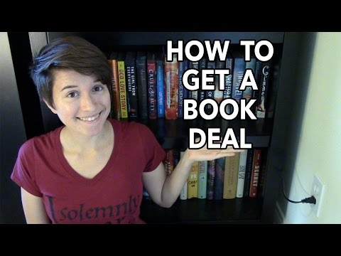 How to Get a Book Deal