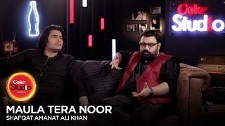BTS, Shafqat Amanat Ali Khan, Maula Tera Noor, Coke Studio Season 10, Season Finale. #CokeStudio10