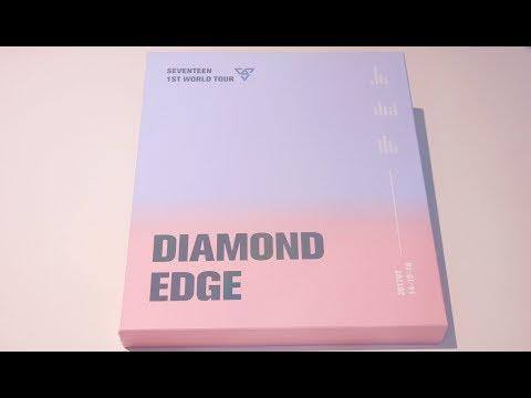 Seventeen Diamond Edge Concert DVD Unboxing ♡