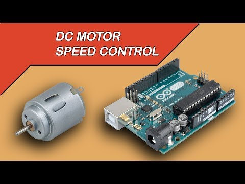 Speed Control Of DC Motor Using PWM