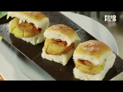 Batata Wada | Monsoon Magic | Chef Sanjeev Kapoor | FoodFood