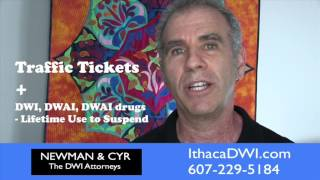 Ithaca Traffic Lawyer Do New York Traffic Tickets Ever Go Off Your Re