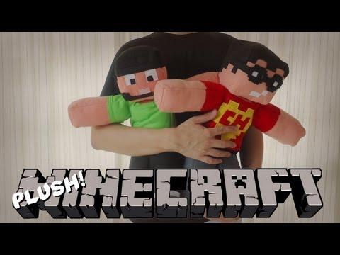 DIY Minecraft Plush