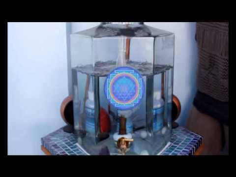Gaia's Fountain of Light at Anandamide : Psychedelicatessen