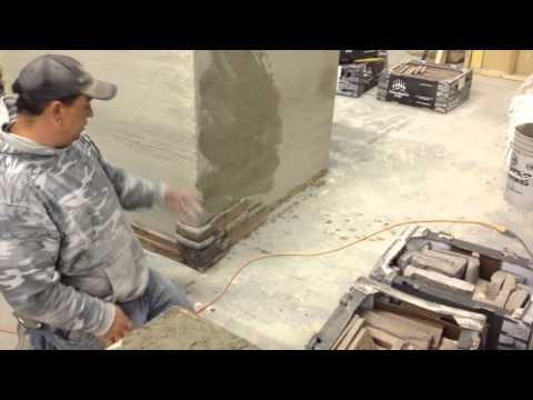 How to Install Stone Veneer - Kodiak Mountain Stone: Installation Video