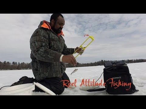How To Use An Ice Fishing Tip Up