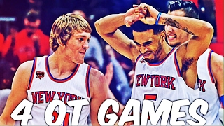 NBA 4OT Games