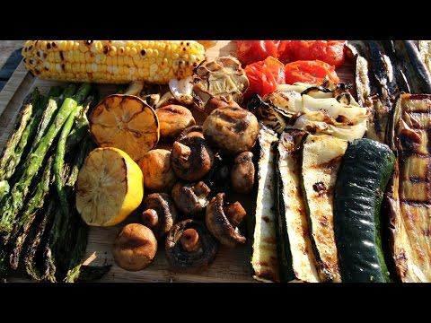 Grilled Vegetables the Easy Way | BBQ Veggies Recipe