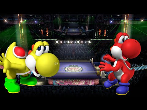 An Eggsellent Match - Yoshi vs. Yoshi