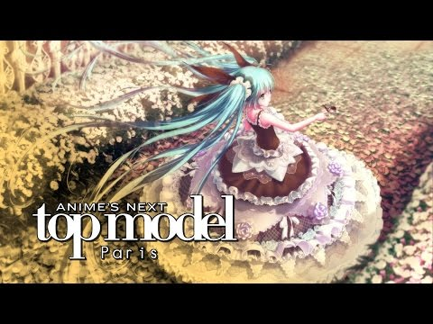Anime's Next Top Model | Cycle 2 | Episode 3 | B!tchouli