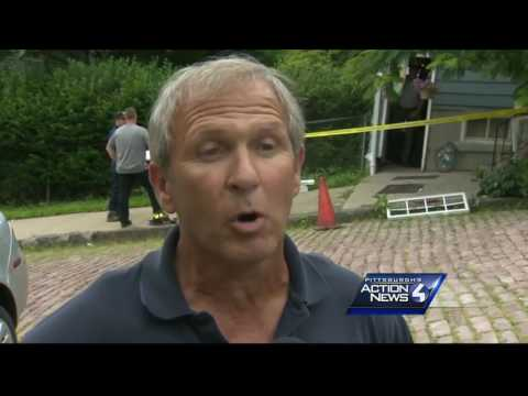 Propane tank explosion damages North Side home