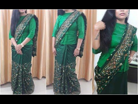 Stylish Long Blouse For Saree, Lehenga, Long Skirts | Cutting And Stitching