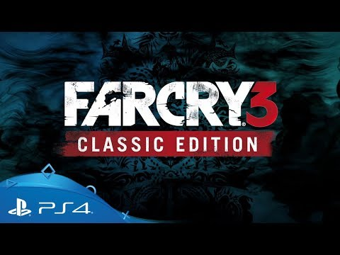 Far Cry 3 | Classic Edition Trailer | PS4