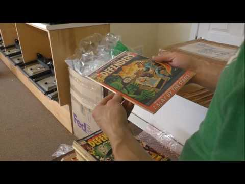 Sell My Comic Books: Unboxing a $2,500 Bronze Age Collection 1