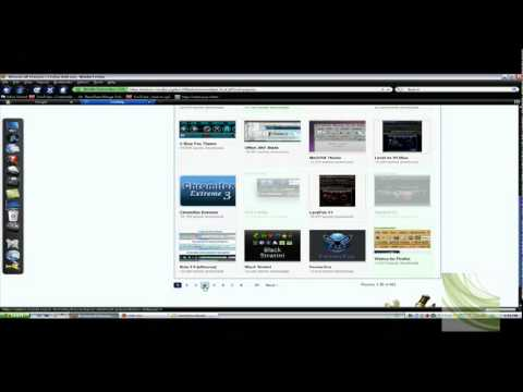 How to change your theme on Mozilla Firefox   YouTube