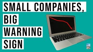Download SMALL Companies Highlight BIG Worries For Looming Stock Market Crash Video