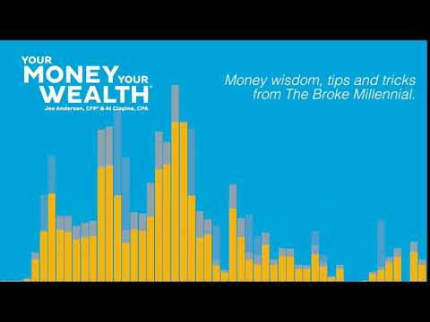16 Money Tips and Mind Tricks from The Broke Millennial - Your Money, Your Wealth Ep. 159