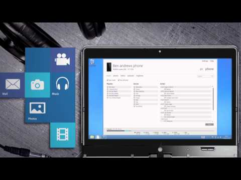How to sync your iTunes library to Windows Phone - Microsoft Sparked TV