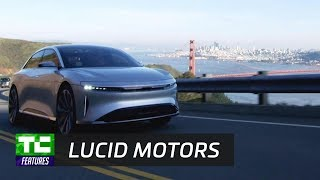 Reinventing the electric car with Lucid Motors