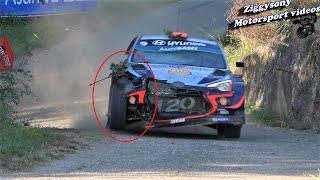 WRC Rally Deutschland 2018  maximum attack&action