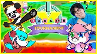 ROBLOX 1ST EVER TOURNAMENT COMPETITION ! Let