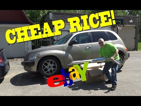 Testing Cheapest Exhaust On EBAY!!!