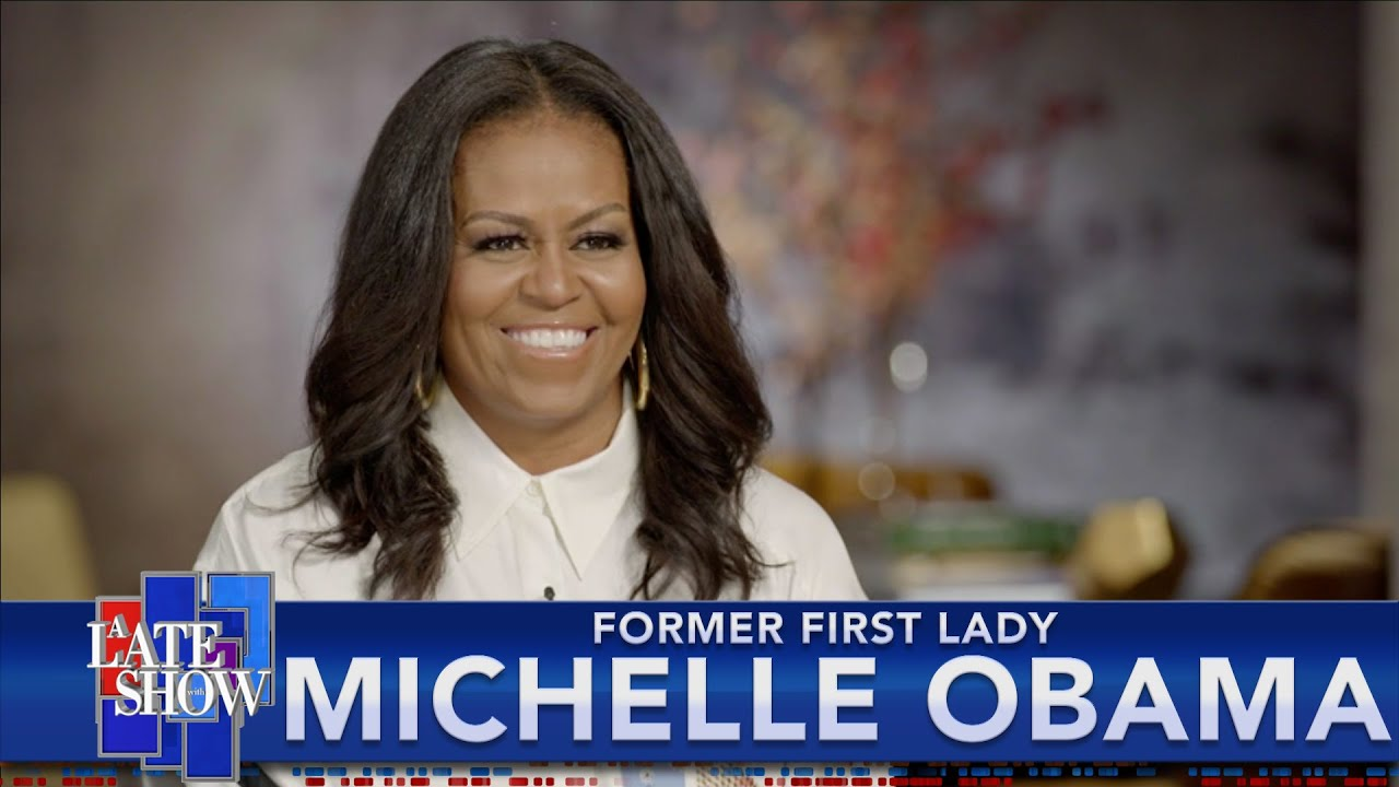 """""""Give Yourself A Break"""" - Michelle Obama On Coping With The Anxieties Of The Pandemic"""