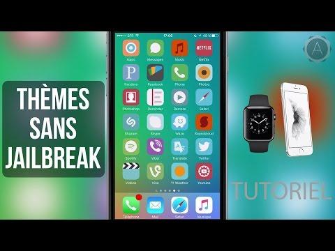 Installer des thèmes sans Jailbreak sur iPhone, iPad & iPod Touch [TUTORIEL]