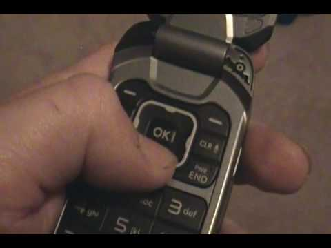 How to text on a flip phone