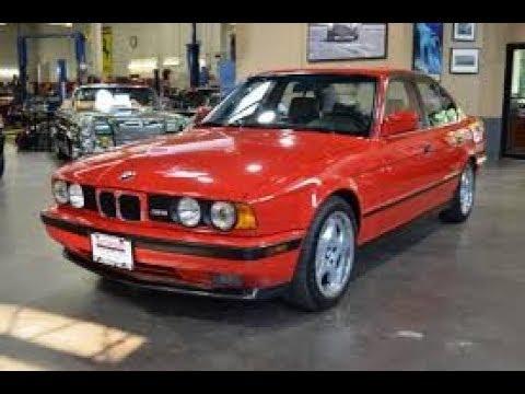 1991 BMW M5 FUSE BOX LOCATIONS