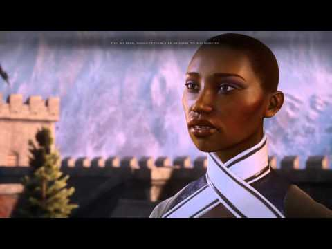 Dragon Age™: Inquisition-Vivienne and the heart of the snowy wyvern part 1