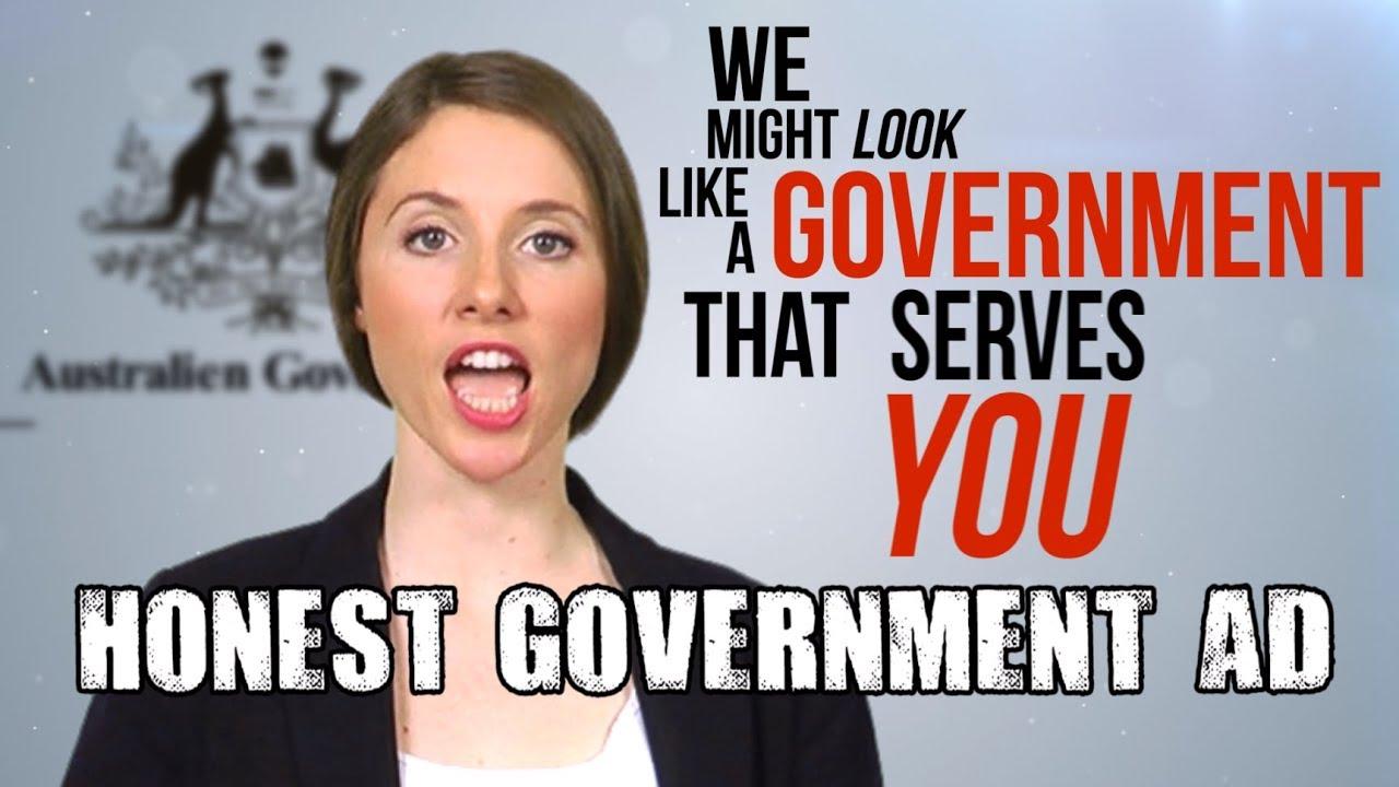Download Honest Government Ad | Genuine Satire (feat G. Brandis) MP3 Gratis