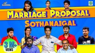 Marriage Proposal   Sothanaigal