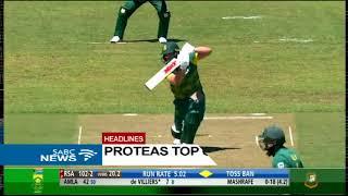 #SABCNews headlines @15h00 | 20 October 2017