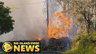 Latest Volcano Eruptions on Hawaii Described By Scientist (May 4, 2018)