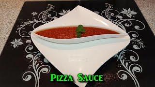 Pizza Sauce پیزا ساس / Cook With Saima