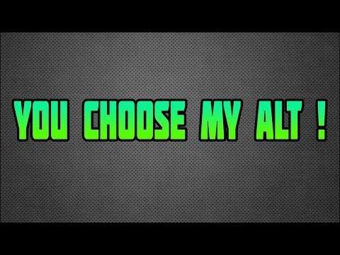 WoW Legion - You Guys Choose My Alt !