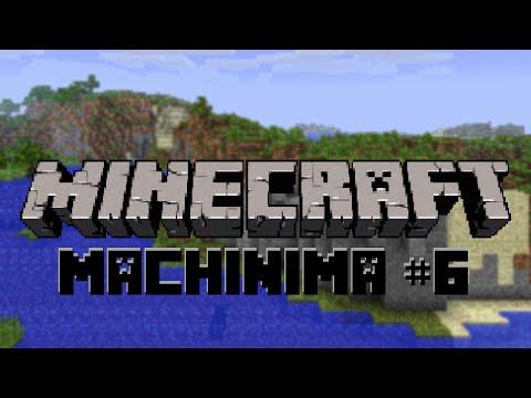 Minecraft: Machinima #6 REFORMANDO A CASA! -  (XBOX 360)