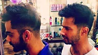 Varun Dhawan S New Hair Style Promoting Rustom Movie Music Jinni