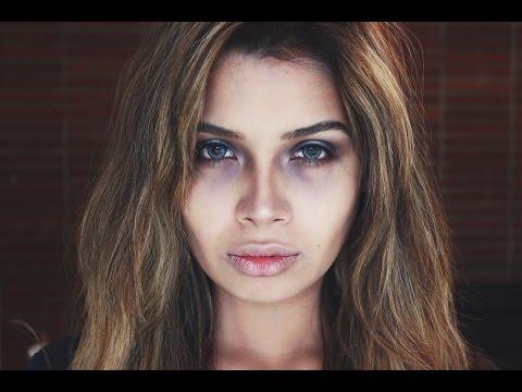 Dead Girl/Zombie Makeup Tutorial | ItsMandarin