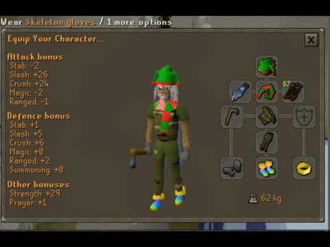 my runescape f2p outfits