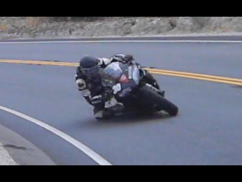 NIDYANAZO Outlaw -R1 race bike in the canyons; preview for my big end of summer film, sept27