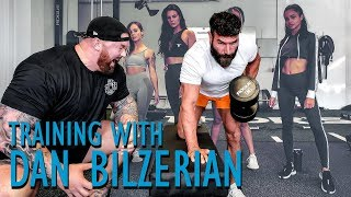 Dan Bilzerian offers $25.000 FOR ONE LIFT!