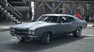 Fast and Furious 4 Chevy Chevelle