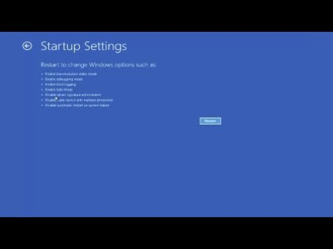How to Disable Driver Signature Verification Enforcement On Windows 10 [Tutorial]