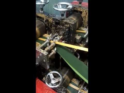 Christmas tree making machine