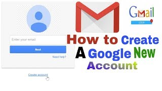 Download How to Create a New Google Account Video