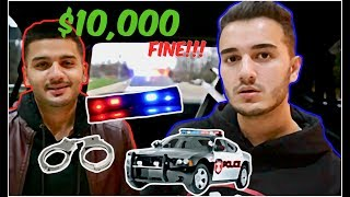 $10,000 fine. This is INSANE!