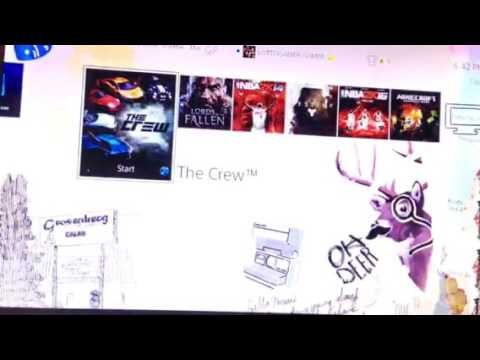 How to get free themes on PS4/PS3